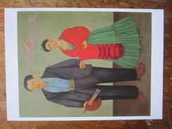 Frida Kahlo. Frieda And Diego Rivera, 1931. San Francisco Museum Of Modern Art - Peintures & Tableaux