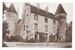 Environs De LAPALISSE  (cpa 03)  Château De Gléné -      - L 1 - Lapalisse