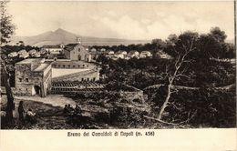 CPA Eremo Del Camaldoli Di Napoli . ITALY (592003) - Napoli (Naples)