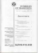 Symboles Et Traditions N°206 - - Insignes & Rubans
