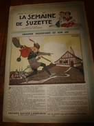 1949 LSDS : La Fondatrice Des Guides De France ,Madame DUHAMEL; L'histoire De Barbara Ann Scott; Frédéric Chopin; Etc - La Semaine De Suzette