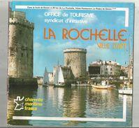 Publicité, 33 Pages , LA ROCHELLE , Ville D'art, Charente Maritime, 1980 , 4 Scans, Frais Fr : 2.70 E - Advertising