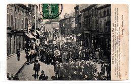 Meuse : Etain : Manifestation Du 6 Mai 1906 - Etain
