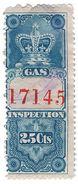 (I.B) Canada Revenue : Gas Inspection 25c - Canada