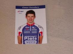 Elmar Reinders - Cyclingteam Jo Piels - 2016 - Wielrennen