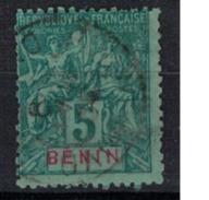 BENIN             N°  YVERT     36    (1)    OBLITERE       ( O   2/03 ) - Bénin (1892-1894)