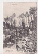 26318 - Pont L'abbé -lavoir D'Ascoet -1050 Le Trefle -  Lavandiere - Pont L'Abbe