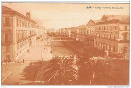 BARI:  CORSO  VITTORIO  REMANUELE  -  FP - Bari