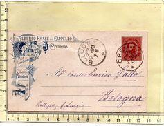 Cremona CR - 1893 - Commerciale - Fp - Cremona
