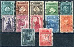 REPUBLICA    Nº  636/46-649    En Usado - - 1931-Today: 2nd Rep - ... Juan Carlos I