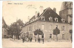 DOLE    Hotel De Lyon - Dole