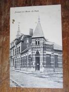 Jemeppe Sur Meuse. La Poste. Postmarked 1918. - Seraing