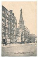 Paris - Eglise Saint-Antoine L'Ermite - Editions J.H. - Churches