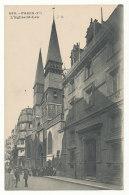 Paris - Eglise Saint-Leu - Editions J.H. - Churches