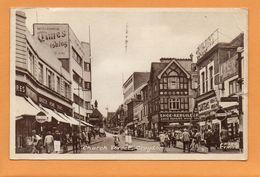 Croydon UK1940 Postcard - London Suburbs