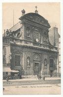 Paris - Eglise Sainte-Elisabeth - S.R.A. - Churches