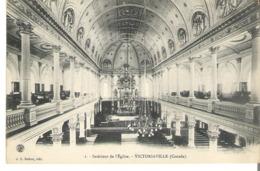 Interieur De L'Eglise - Victoriaville, Quebec - Other