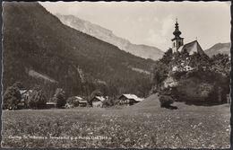 Austria - 5440 Golling (Salzburg) St. Nikolaus Und Torrenerhof (60er Jahre) - Golling