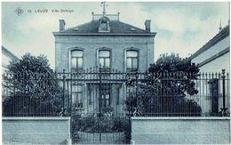 LEUZE En Hainaut - Villa Delhaye - SBP N° 19 - Leuze-en-Hainaut