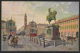 L'Italie Carte Postale, POSTCARD OF ITALY, TORINO - Trento