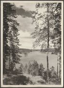 Punkaharju, Etelä-Savo, Suomi, 1959 - Suomen Matkailijayhdistys Foto Postikortti - Finland