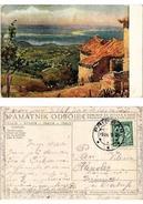 CPA Lake Di Garda . ITALY (591837) - Ohne Zuordnung