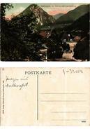 CPA Malborgeth Mit Nebria Und Luschariberg . ITALY (591748) - Unclassified