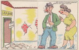 Hoy Judias - Klappkarte         (171109 - Humor