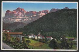 L'Italie Carte Postale, POSTCARD OF ITALY, NOVA LEVANTE - Bolzano (Bozen)
