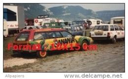 Reproduction D'une Photographie D'une Citroen Publicitaire Pour La Marque Banania En 1981 - Reproductions