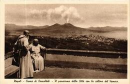 CPA Napoli Eremo Di Camaldoli . ITALY (592206) - Napoli (Naples)