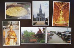 Thailand Postcard Umphawa : Samut Songkhram (6) - Thaïlande