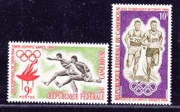 CAMEROUN N°  384 & 385 ** MNH Neufs Sans Charnière, Sports, TB (D2205) - Cameroon (1960-...)