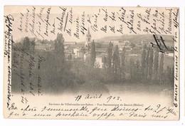 DENICE  69  Vue Panoramique En1903 - Other Municipalities