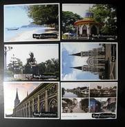 Thailand Postcard Chanthaburi (6) - Thaïlande