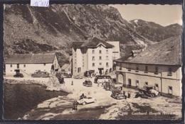 San Gottardo ( 2114 M ) - Cars - Autos - Gotthard- Hospiz - 1954 (15'128) - TI Tessin
