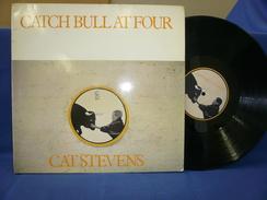 Cat Stevens 33t Vinyle Catch Bull At Four - Disco, Pop