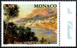 MONACO 2010 - 1v - Mint MNH** Claude Monet Impressionist Painting Impressionisme Impressionism Impressionismus - Impressionisme