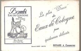 Buvard BAMBI Eau De Cologne Douce Pour Bambins - Perfume & Beauty