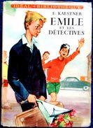 Erich Kaestner - Émile Et Les Détectives - Idéal-Bibliothèque / Hachette  - ( 1955 ) . - Ideal Bibliotheque