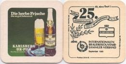 #D173-113 Viltje Karlsberg - Bierdeckel