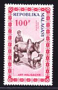 MADAGASCAR AERIENS N°   96 ** MNH Neuf Sans Charnière, TB  (D2214) - Madagascar (1960-...)