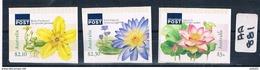 Australia 2017 Water Flowers 3val P/s Ex Booklet Muh AA881 - 2010-... Elizabeth II