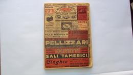 ORARIO FERROVIARIO DEL 15 MAGGIO 1939 FERROVIA DEL NORD MOLTA PUBBLICITà - Libri, Riviste, Fumetti