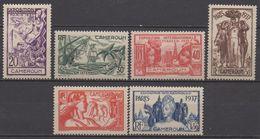 CAMEROUN     N°153/158__ NEUF* VOIR  SCAN - Kameroen (1915-1959)