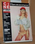 Ciné Revue N 25 17/6/1976 Yul Brynner, Dominique Sanda, Louise Carletti, Robert Lamoureux, Martine Chardon Etc - Cine