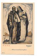 CROIX ROUGE De BELGIQUE - Par Fernand ALLARD L'OLIVIER - .....Elle Secourt Et Console Les Infortunés  -TBE  -N° 5 - Croix-Rouge