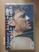 VHS Johnny Hallyday Dans La Chaleur De Bercy - Concert & Music