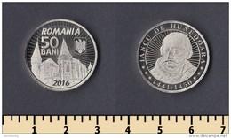 Romania 50 Bani 2016 - Rumania