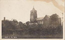 Moll Mol De Kerk Carte Photo - Mol